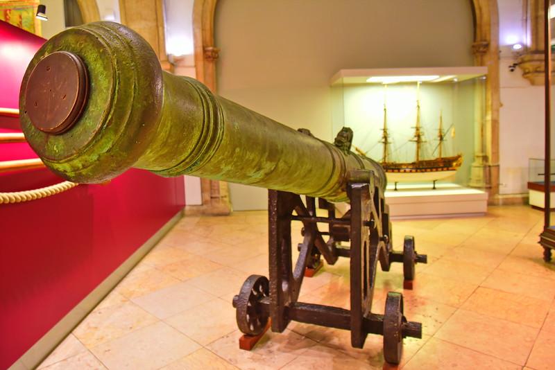 Portuguese Naval Canon