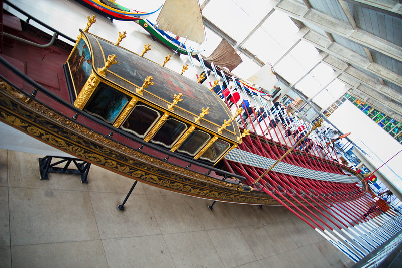 The Royal Yacht (Before the Internal Combustion Engine)