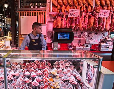 Spanish Sliced Ham