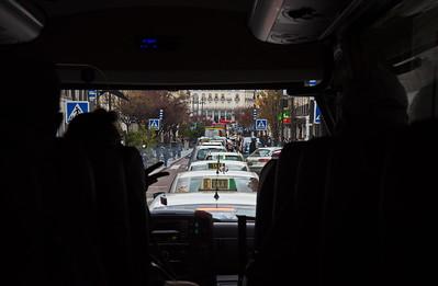 Madrid Traffic