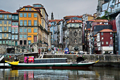 Porto Gloomy Day