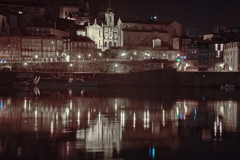 Across the River Douro