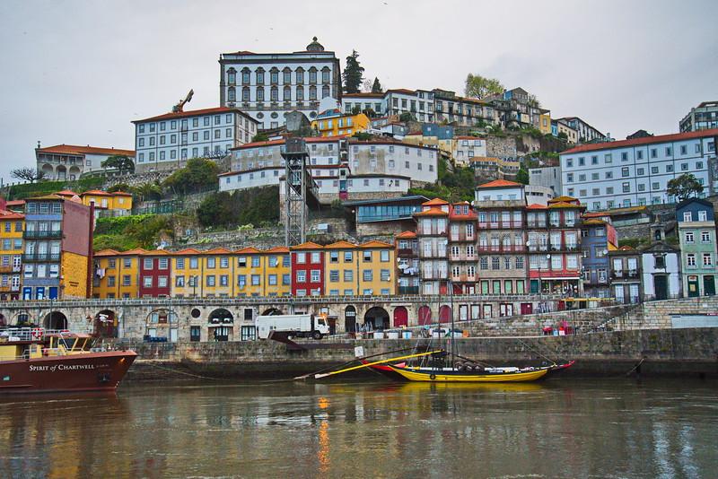 Porto, Portugal on the Douro River