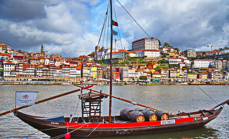 The Rabelo Boats of the Douro