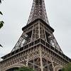 The grand Eiffel Tower-The hallmark of Paris!