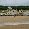 The fountains of Versailles.