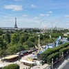 Another view of Paris and the Tour Eiffel...