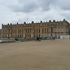 "The massive Versailles with its famous ""Hall of Mirrors""."