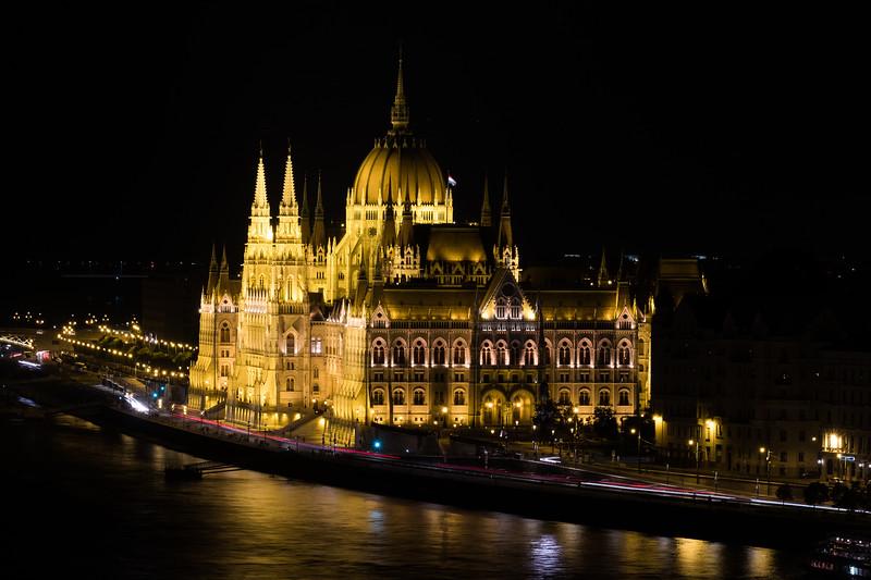 Budapest--Parliment