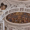 Passau--The ceiling in St. Stephen's Cathedral