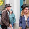 Passau--Trade Apprentices in traditional garb