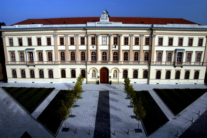 Hungary, Esztergom, The Old Seminary