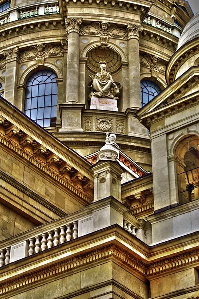 Detail, St. Michael's Basilica