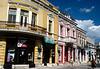 Bulgaria, Vidin, 16th September Street, looking towards Bdintzi Square