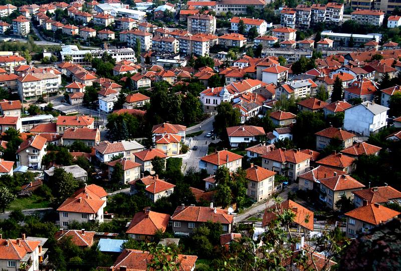 Belogradchik Roofs