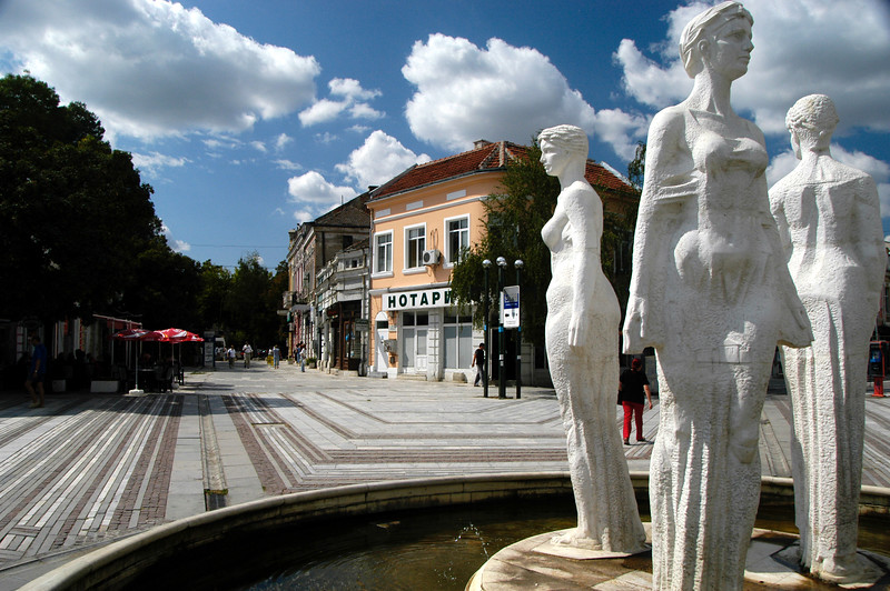 Bdintzi Square