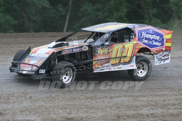 Modified Hot Laps