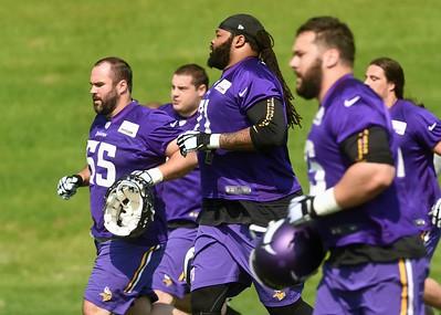 cst 4830 Vikings practice