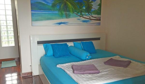 Villa Serena bedroom