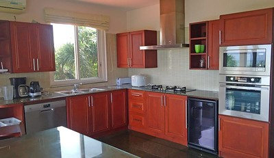 Four Bedroom Villa Serena Kitchen, Klong Khong, Ko Lanta