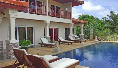 Four Bedroom Villa Serena Swimming Pool, Klong Khong, Ko Lanta