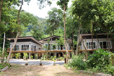 Colugo One Bedroom Seafront Villa Exterior, East Coast, Ko Lanta
