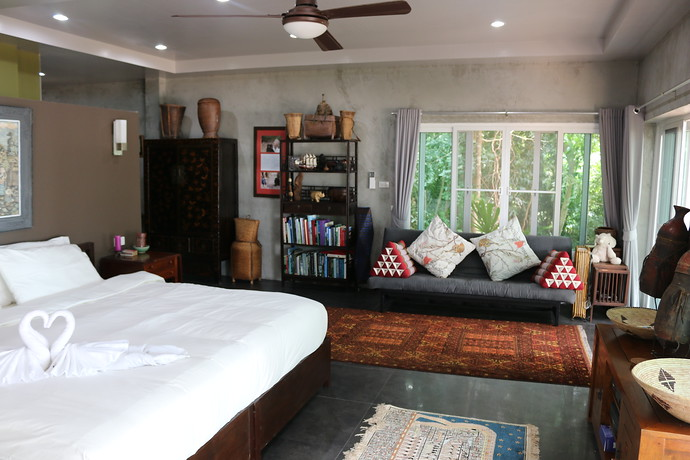Villa Colugo Huge bedroom
