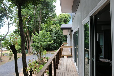 Colugo One Bedroom Seafront Villa Walkways, East Coast, Ko Lanta