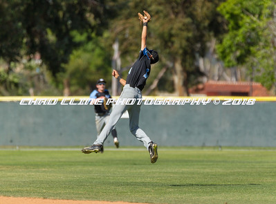 Villa Park vs Canyon Varsity April 20th