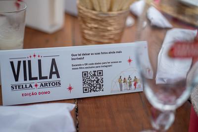 Villa Stella Artois Domo BH 2020
