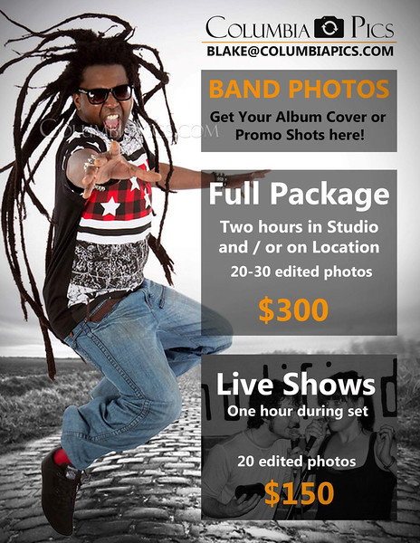 My photo packages don't just include the photography but also full resolution copies and rights to all original photos!