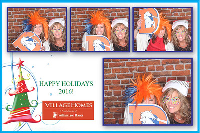 Village Homes Holiday Party