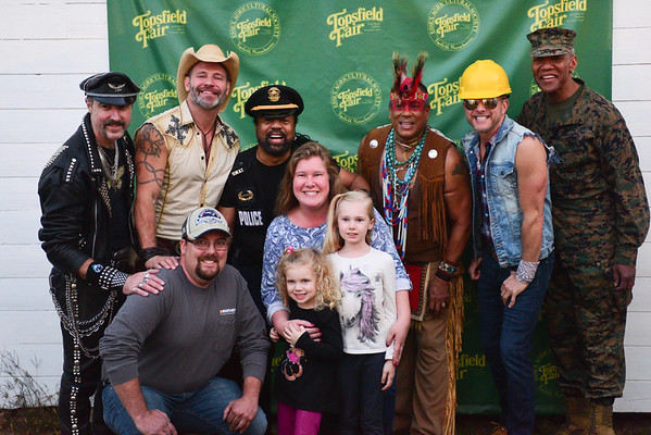 Village People Meet and Greet