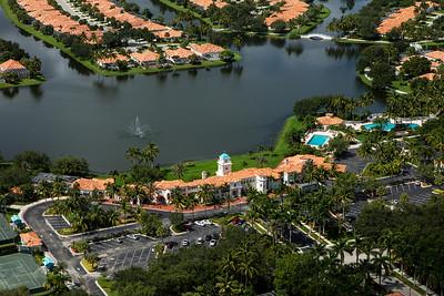 Village Walk Aerial 1