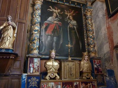 Eglise St Martin, Ansouis
