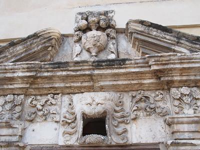 Portail au Mascaron - separating Jewish quarter (from 16th century)