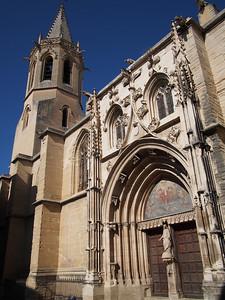 Porte Juive, Cathedral St-Siffrein, Carpentras