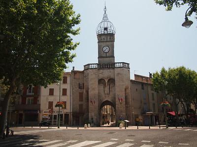 Porte du Soubeyran, Manosque