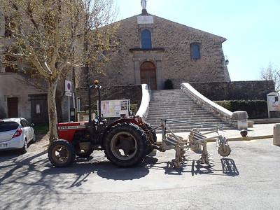 Church Parking