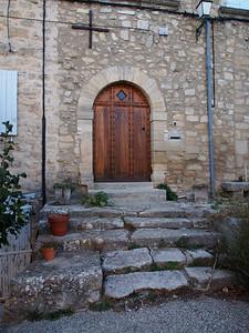 Chateau steps, Viens