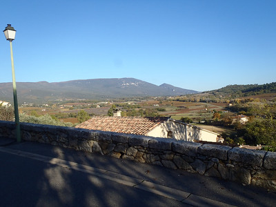 View from Villars