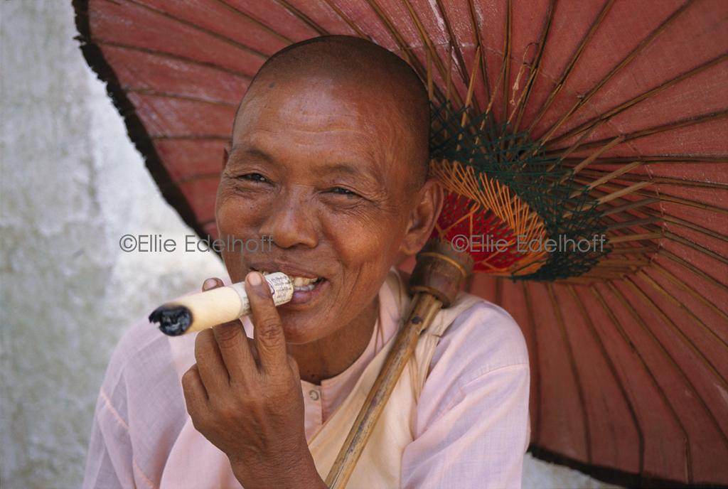 Holy Smoke! – Burma