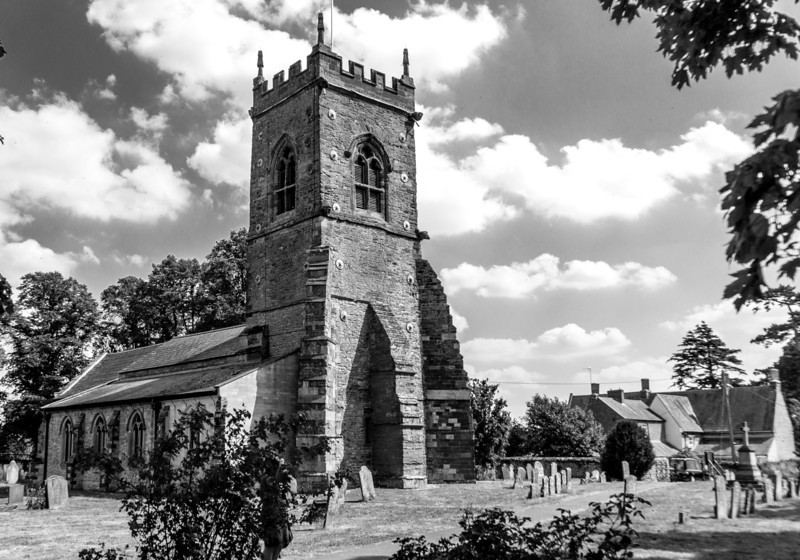 Church of Saint Lawrence, Brafield-on-the-Green, Northamptonshire