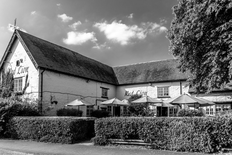 The Red Lion, Brafield-on-the-Green, Northamptonshire
