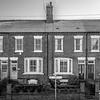 Terrace of four, Northampton Road, Brixworth, Northamptonshire