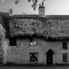 Thatched house, Harborough Road, Brixworth, Northamptonshire