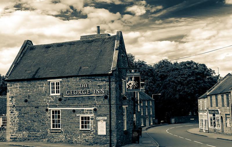 The George Inn, Brixworth