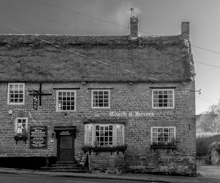 Coach and Horses, Brixworth, Northamptonshire