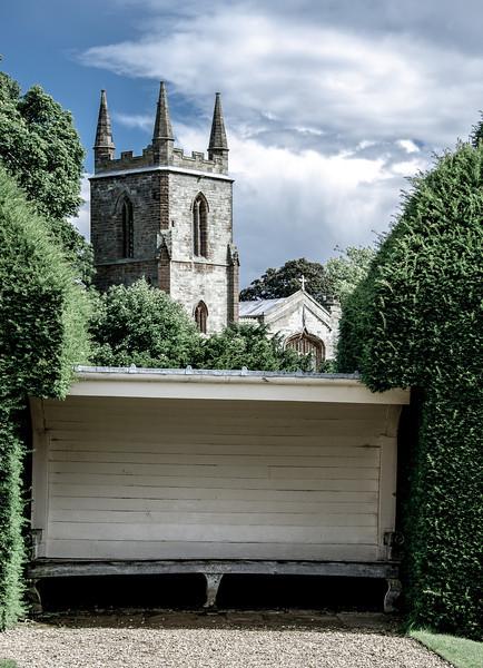 Church, Canon's Ashby, Northamptonshire 2