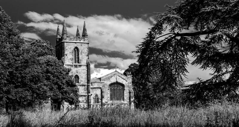 Church, Canon's Ashby, Northamptonshire